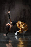 Dancer Royalty Free Stock Photo