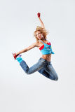 The dancer Stock Images