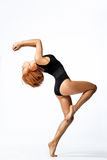 The dancer Royalty Free Stock Photography