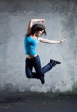 Dancer. Royalty Free Stock Image