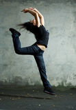 Dancer. Stock Photography