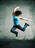 Dancer. Royalty Free Stock Photography