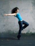 Dancer. Royalty Free Stock Photos
