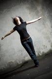 Dancer. Stock Photography
