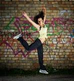 Dancer. Royalty Free Stock Photo