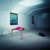 Dancer in the attic Royalty Free Stock Photos