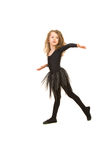 Dancer ballerina girl Stock Photography