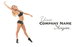 Dancer stock photography
