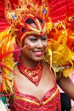 Dancer at Cariwest festival Stock Photo