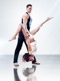 Dancer couple Stock Photography
