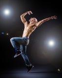 Dancer dancing Stock Photo