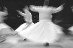 Dancer dervis Stock Images