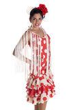 Flamenca woman Stock Photography