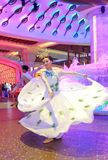 Dancer Galaxy Macau Stock Photography