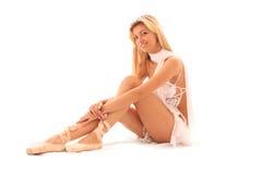 Dancer girl royalty free stock photos