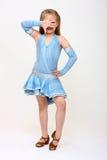 Dancer girl Stock Images
