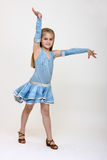 Dancer girl Royalty Free Stock Photography