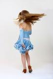 Dancer girl Royalty Free Stock Images