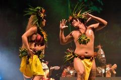 Dancer from Haiti. Dancers from haiti make a presentation during the Rainforest World Music Festival 2017 in Sarawak Cultural Village, Santubong Sarawak Royalty Free Stock Photo