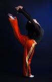 Dancer movement Stock Photos