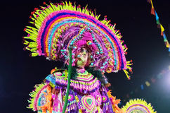 Free Dancer Performing At Chhau Dance Festival, India Stock Photos - 83704173