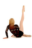 A Dancer Poses Stock Photography