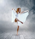 Dancer posing Royalty Free Stock Photography