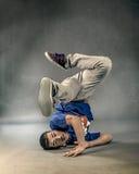 Dancer - Power Freeze Stock Images