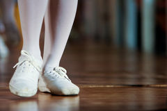 Dancer's Feet Royalty Free Stock Photo