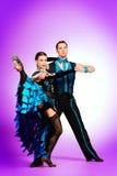 Dancer samba Stock Photo