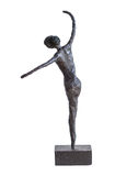 Dancer Statue Stock Photography
