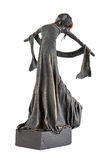 Dancer Statue Stock Photo