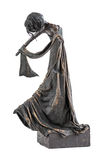 Dancer Statue Royalty Free Stock Photo