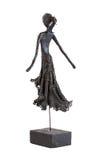 Dancer Statue Stock Images