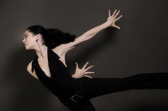 Free Dancer Woman Stock Image - 5918081