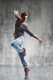 The dancer Stock Image