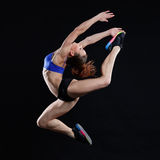 The dancer Stock Photography