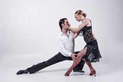 Dancers Royalty Free Stock Photos