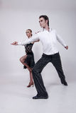 Dancers Stock Photo