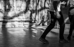 dancers Foto de Stock