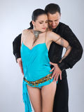 Dancers Stock Photography