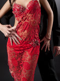 Dancers Royalty Free Stock Images