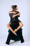Dancers Stock Image