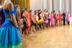 dancers Foto de Stock Royalty Free