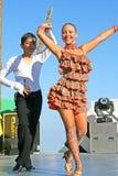 Dancers royalty free stock photos