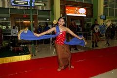 dancers Imagem de Stock Royalty Free
