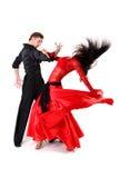 dancers Στοκ εικόνες με δικαίωμα ελεύθερης χρήσης