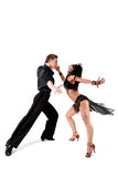 dancers Στοκ Εικόνα