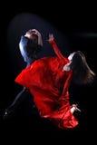 dancers Στοκ φωτογραφία με δικαίωμα ελεύθερης χρήσης