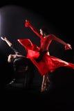 dancers Στοκ εικόνα με δικαίωμα ελεύθερης χρήσης